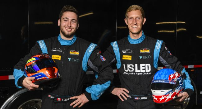MOTORSPORTS IN ACTION RENEWS STRONG DRIVER LINE-UP FOR ITS 2019 IMSA MICHELIN PILOT CHALLENGE EFFORT