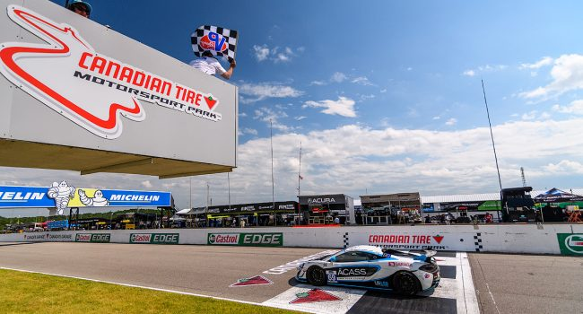 MOTORSPORTS IN ACTION CLAIMS ITS THIRD SEASON PODIUM AT CTMP!